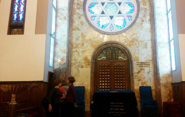 Jewish Heritage and Synagogue Tour in Istanbul