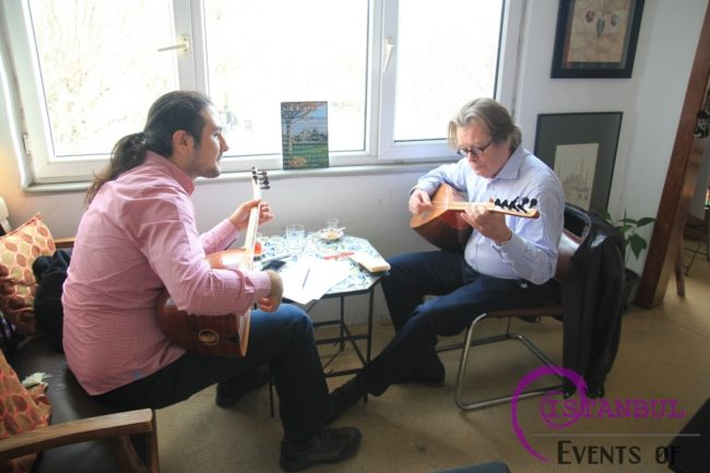 Turkish Music and Instruments Lesson Istanbul