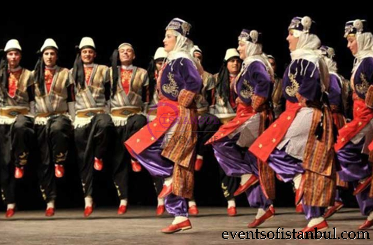 History of Turkish Folk Dances
