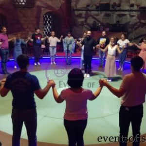 Turkish Folk Dance Lesson Workshop Istanbul