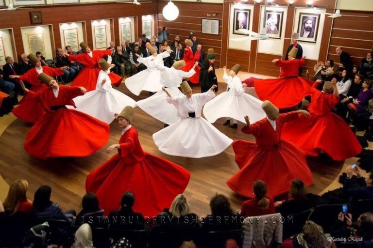 Whirling Dervish Ceremony
