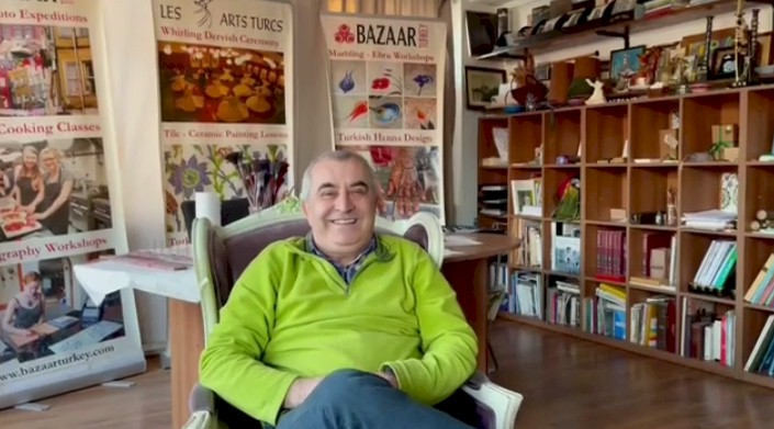 Istanbul Gallery Les Arts Turcs Founder.Istanbul Covid19