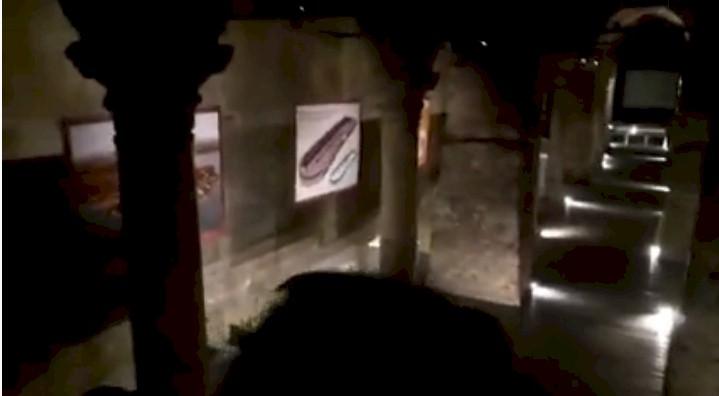 Istanbul Underground.Part2, Sultanahmet Büyük İmparatorluk Sarayı The Great Palace