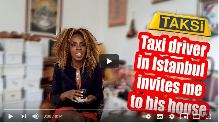 Taxi Driver in Istanbul Invites Me To His House | Tourist Adventures in Istanbul Turkey